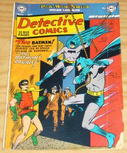 Detective Comics #173 july 1951 - batman & robin - pow-wow smith indian lawman