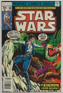 Star Wars #10 - High Grade Book