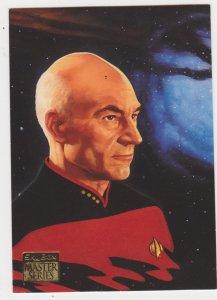 1993 Skybox Star Trek Master Series #48 Captain Jean-Luc Picard