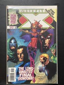 Mutant X #12 (1999)