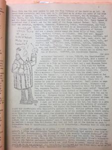 Gunputty #1 Fanzine of Mince Fandom Samuel S Long Oateen University Press