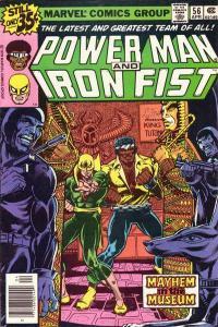 Power Man #56, VF- (Stock photo)