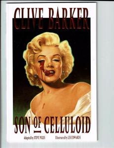 Clive Barker Son Of Celluloid Comic Book Steve Niles NM 1st Print Eclipse J89