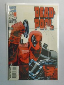 Deadpool #1 6.0 FN (1994 Mini-Series)