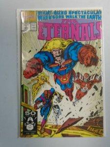 The Eternals The Herod Factor #1 4.0 VG (1991)