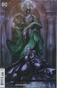Detective Comics #1007 Variant Cover DC Comics 2019 NM