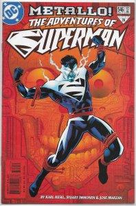 Adventures of Superman   vol. 1   #546 FN