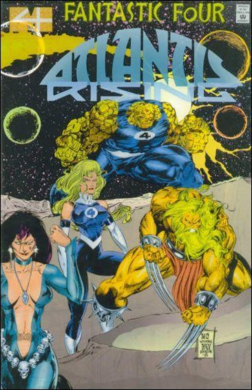 Marvel FANTASTIC FOUR: ATLANTIS RISING #2 NM