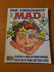 Mad Magazine Super Special #57 ~ VERY FINE - NEAR MINT NM ~ Winter 1986