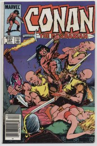 Conan The Barbarian #165
