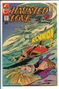 Haunted Love #4 1973-Charlton-Joe Staton-Nick Cuti-Steve Ditko-romantic horro...