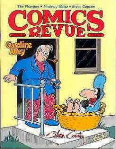 Comics Revue #28 FN; Comics Interview   save on shipping - details inside