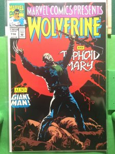 Marvel Comics Presents #114