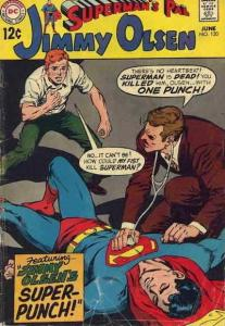Superman's Pal Jimmy Olsen #120 VG; DC | low grade comic - save on shipping - de