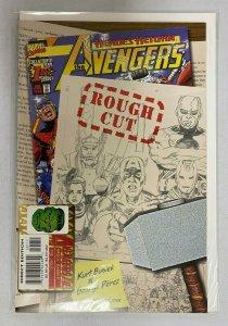 Avengers Rough Cut #1 Marvel 8.0 VF (1998)
