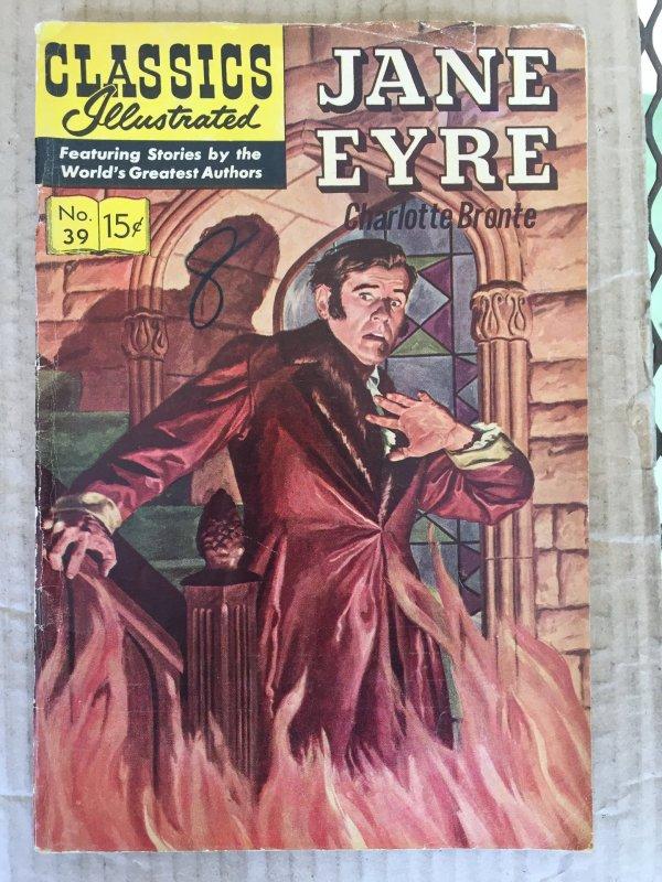 Classics Illustrated #39