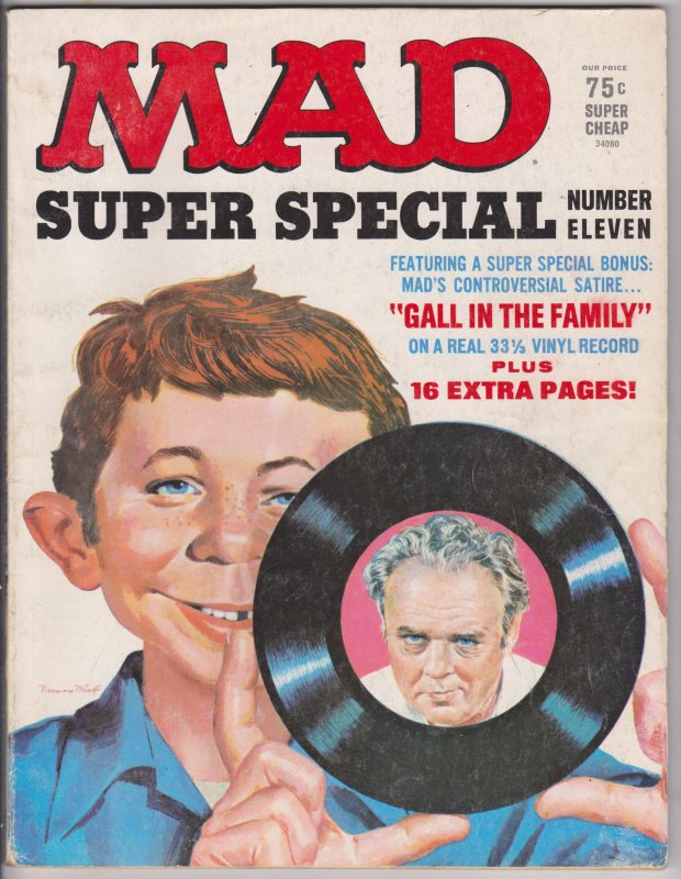 Mad Super Special #11