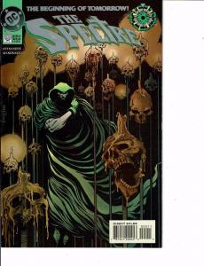 Lot Of 2 DC Comic Books Beginning Tomorrow Spectre #0 and Legion Of Heroes #0ON5