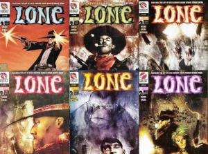 LONE (2003 DH) 1-6  complete series Jerome Opena