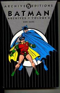 Batman Archives 6 hardcover