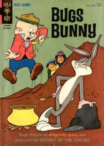Bugs Bunny (1942 series) #95, Fine+ (Stock photo)
