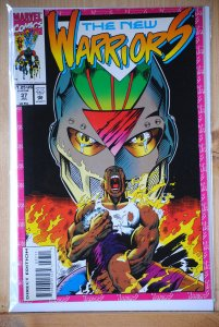 The New Warriors #37 (1993)