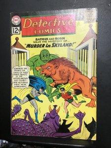 Detective Comics #303 (1962) Mid-high-grade Alien Zoo! John Jones key! FN+ Wow!