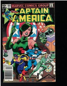 Captain America #283 (Marvel, 1983)