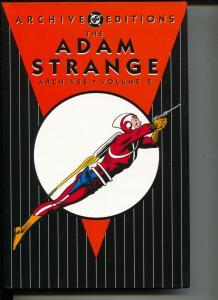 Adam Strange Archives-Vol 2-#66-80-Color Reprints-Hardcover