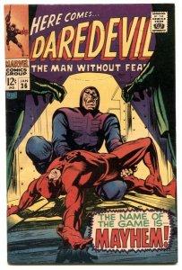 Daredevil #36 1968- Marvel Silver Age Gene Colan FN