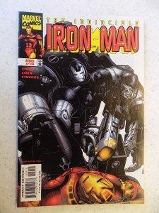 INVINCIBLE IRON MAN VOL II # 19