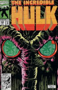 Incredible Hulk, The #389 VF/NM; Marvel   save on shipping - details inside