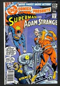 DC Comics Presents #3 (1978)