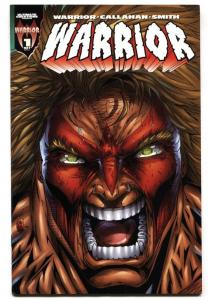WARRIOR #1, VF/NM, Wrestling, WWE, WWF, Ultimate Creations, 1996 more in store
