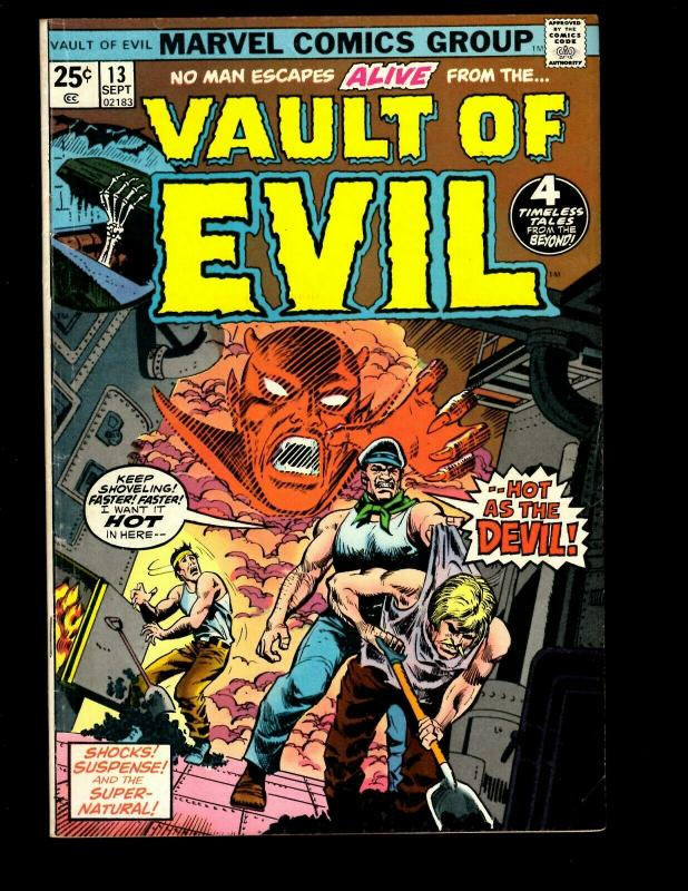 8 marvel comics vault of evil 11 13 where monsters dwell 23 more wolverine j22 hipcomic. Black Bedroom Furniture Sets. Home Design Ideas
