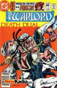 Warlord (1976 series) #60, VF+ (Stock photo)