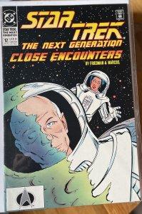 Star Trek: The Next Generation #12 (1990)