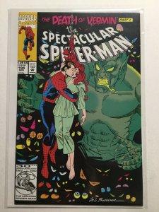 Spectacular Spider-Man 194 Near Mint Nm Marvel