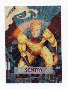 Upper Deck 2012 Marvel Beginnings III Micromotion Card #40 Sentry NM/MT