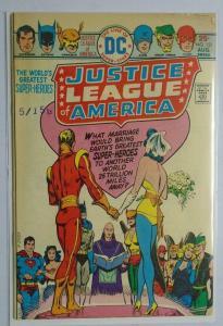 Justice Leagure of America #121 - 4.0 VG - 1975