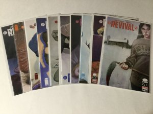 Revival 1-47 Chew One-shot Lot Set Run Nm Near Mint Image