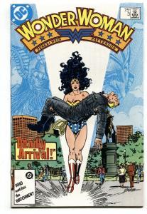 Wonder Woman #3 1987 No Month Variant  1st Julia and Vanessa