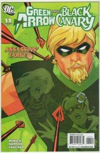 Green Arrow/Black Canary #11 (2008) BN#12