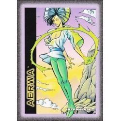 1993 Skybox Ultraverse: Series 1 AERWA #95