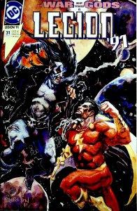 L.E.G.I.O.N. #31 (1991)