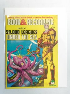20,000 Leagues Under The Sea #42 no record 4.0 VG (1975 Peter Pan)