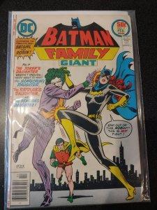 Batman Family Giant #9 - Daughters of Joker, Scarecrow, Penguin & Riddler F-VF