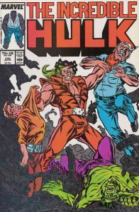 Incredible Hulk, The #330 VF/NM; Marvel | save on shipping - details inside