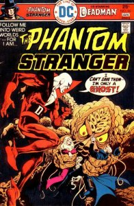 Phantom Stranger #40 (ungraded) DEADMAN Appearance stock photo