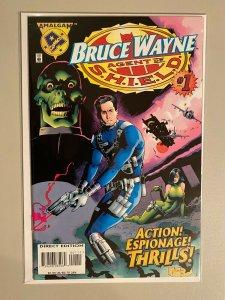 Bruce Wayne Agent of SHIELD #1 6.0 FN (1996)